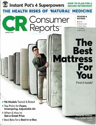 Chiropractic Richmond VA Consumer Report Mattress