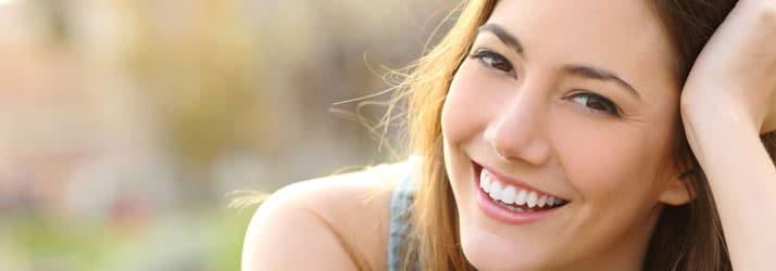 Chiropractic Richmond VA Smiling Lady